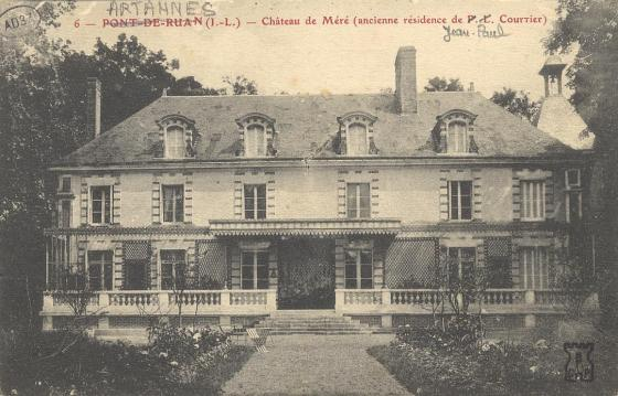 [Artannes - Château de Méré ]