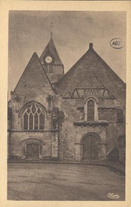 [Eglise d'Azay-le-Rideau]