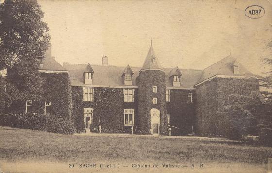 Château de Valesne