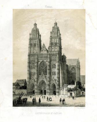 Tours / Cathédrale Saint Gatien