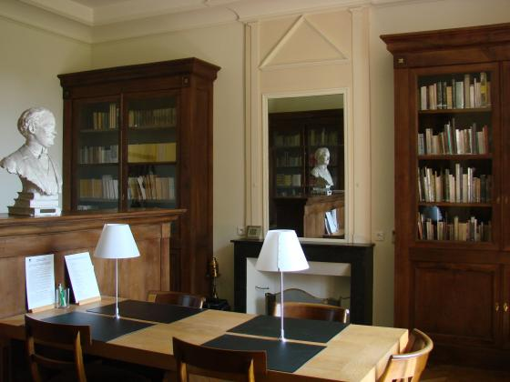 Bibliothèque du musée Balzac
