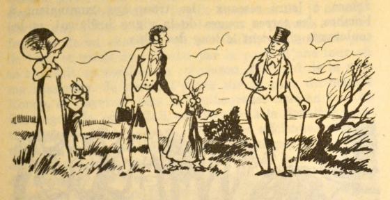 [Félix, le comte, Henriette, Jacques et Madeleine]