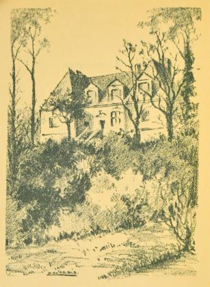 [Le château de Clochegourde (manoir de Vonnes)]