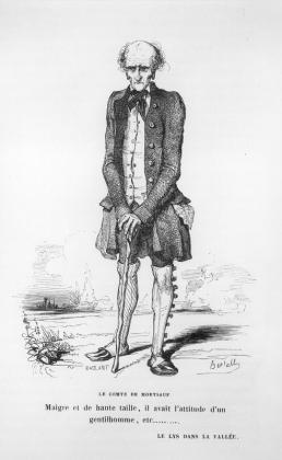 Le comte de Mortsauf