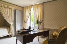 Balzac's bedroom