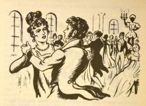 [Félix dansant lors d'un bal à Paris]