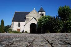 L'Eglise de Saché