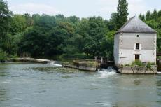 Moulin à Pont-de-Ruan