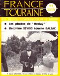 "France Touraine 1969 ""Delphine Seyrig tourne Balzac"" 1/5"