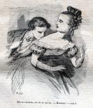 [Baiser de Félix sur l'épaule d'Henriette de Mortsauf]
